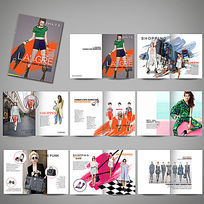 时装秀杂志画册