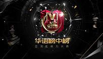 现代酷炫音乐华语榜中榜宣传海报背景板设计