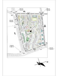 住宅景观平面规划设计图