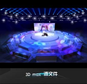 舞台(圆形) max