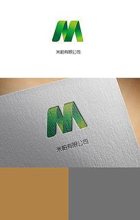 绿色科技公司logo