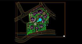 小区景观规划设计