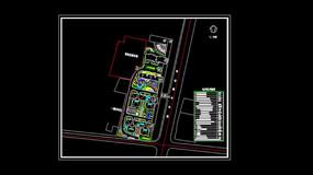 家园庭院详细规划