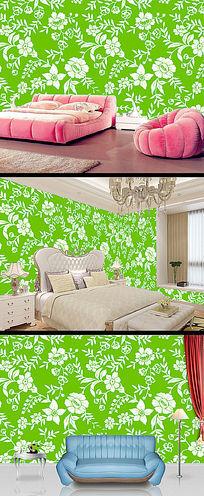 高清花纹墙纸壁纸