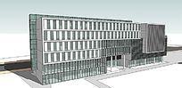 卫校教学楼设计