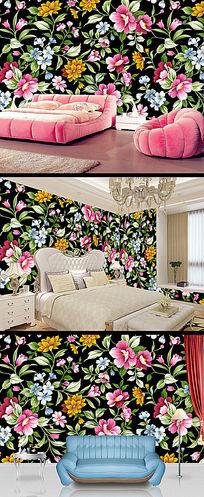高清花纹花纹墙纸壁纸
