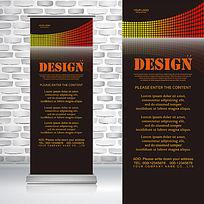 彩色幕墙电子屏幕LED屏易拉宝