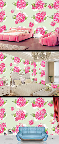 高清漂亮花朵墙纸壁纸