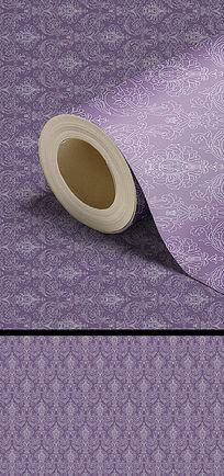 时尚花纹欧式花纹墙纸