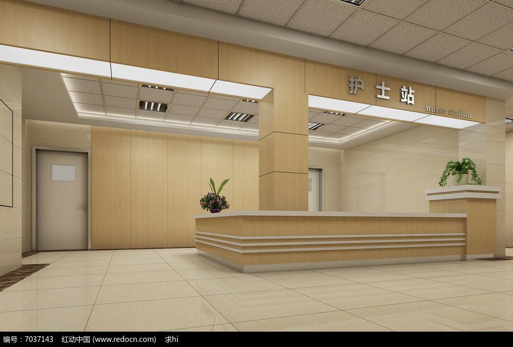 护士站_医院护士站图片