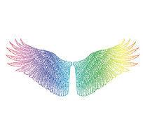 梦幻天使翅膀素材