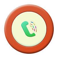 电话小清新版icon