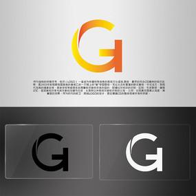 科技GT字母LOGO