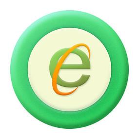 浏览器小清新版icon