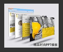 立体海报设计样机模板设计PSD素材下载