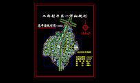 二郎村片区总平面规划图