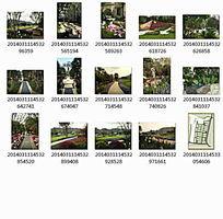 复地山与城景观设计