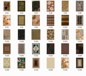 30张新地毯