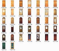 37张木门贴图
