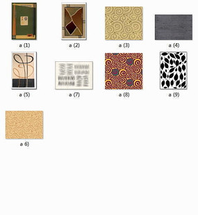 9张地毯贴图