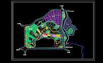 大型公园平面图