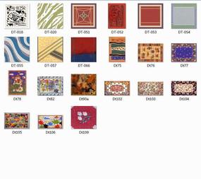 地毯材质贴图