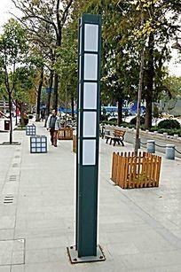 广场景观灯柱 图片合集图片