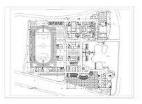 广东美术学院教学区规划图