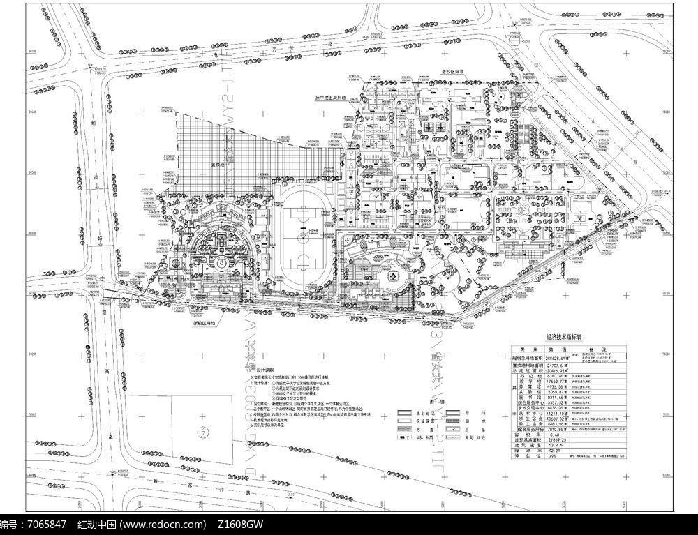 湖南女大校园规划图图片