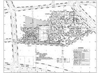 湖南女大校园规划图