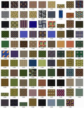 满铺地毯98款贴图