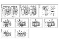 某幼儿园建筑图 dwg