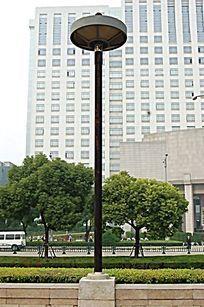 瓶盖式景观灯柱