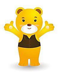 小熊卡通熊形象设计