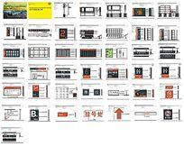 医院导视系统设计图