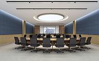圆形会议室