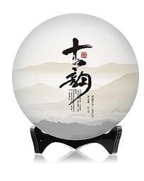 茶饼棉纸内飞设计古韵