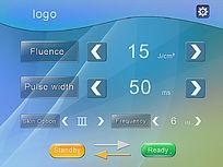移动端UI控制界面