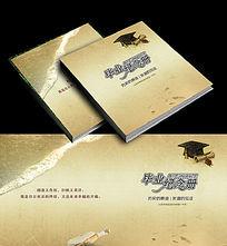 同学录毕业纪念册画册封面设计