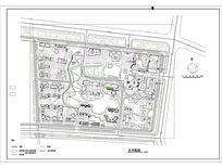 居住小区规划图 CAD