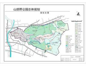 某公园规划总图