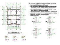 传统大户人家建筑CAD图