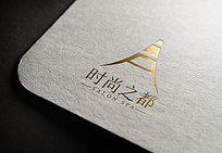 金色时尚之都logo