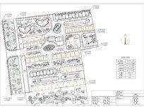 小区住宅规划方案图 CAD
