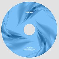 绸缎创意光盘设计