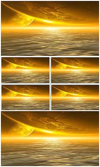 大气宇宙LED大屏幕视频素材