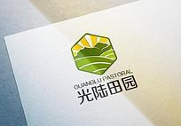 度假田园logo设计