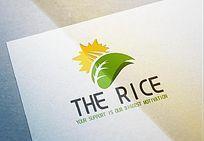 米业logo设计