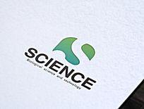 医疗科技创意logo设计