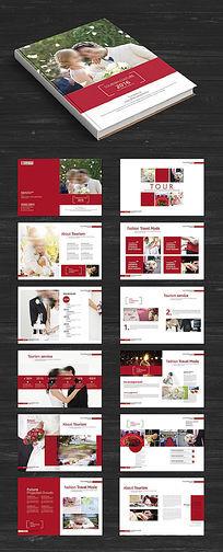 婚庆公司宣传手册